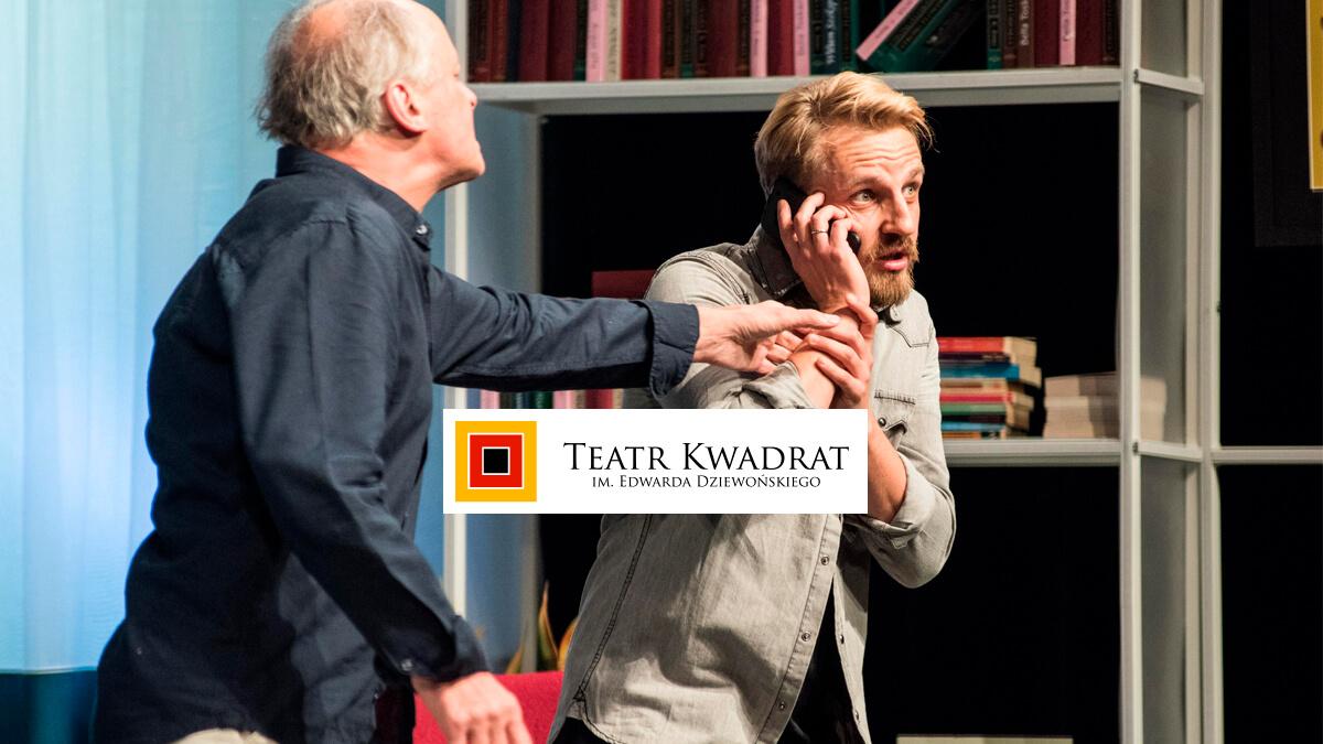 Debiut w Teatrze KWADRAT