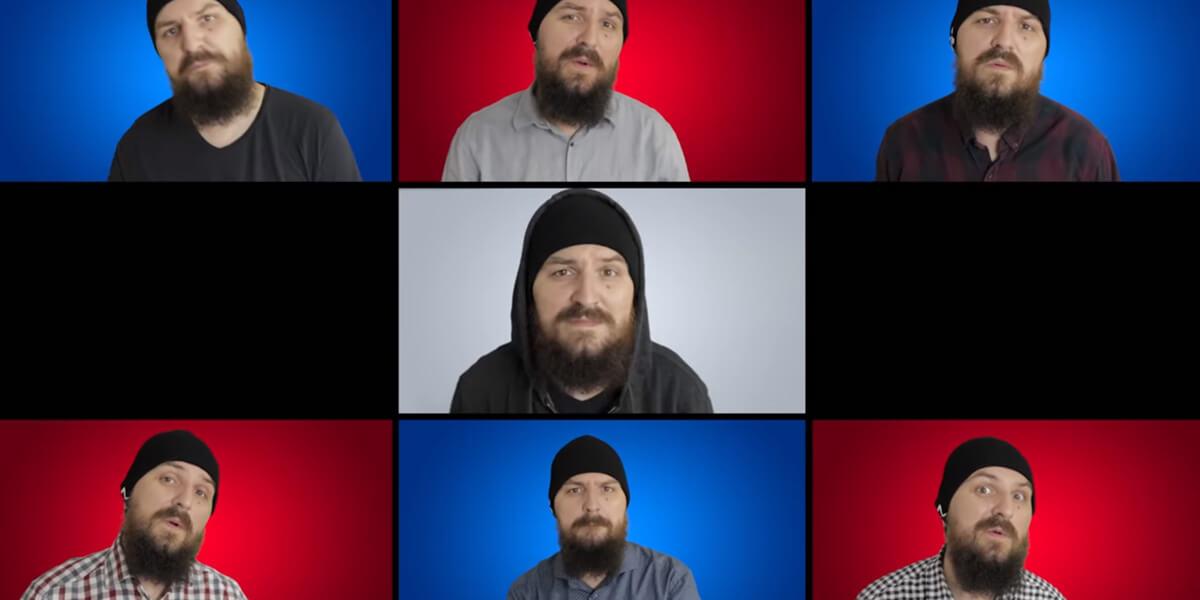 """Weź nie pytaj"" cover acapella! [VIDEO]"