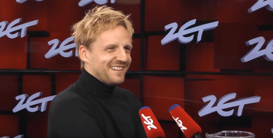 """Paweł Domagała w Radiu ZET: """"Moja żona nie ma nic przeciwko, że jeździmy starym samochodem"""""""