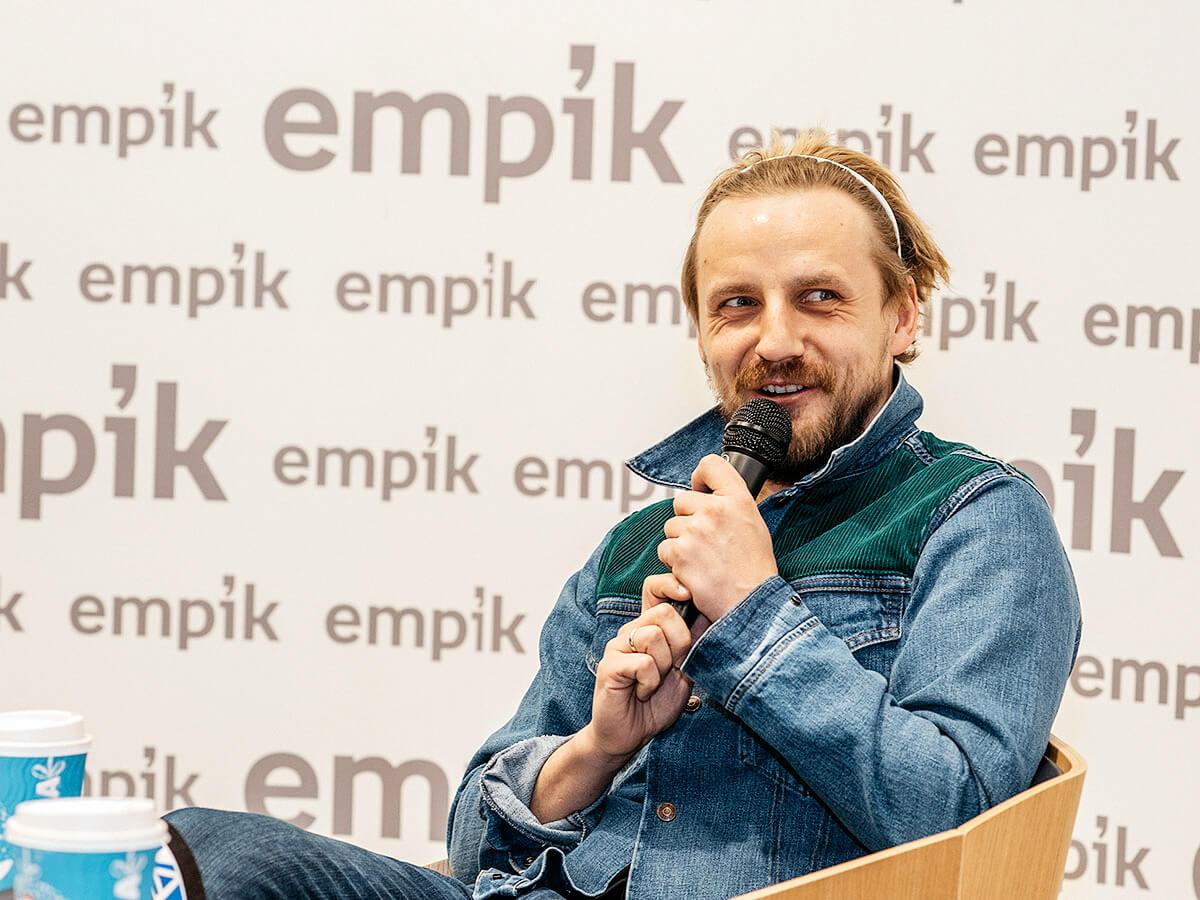 Spotkanie w Empiku w Łodzi [VIDEO+ZDJĘCIA]