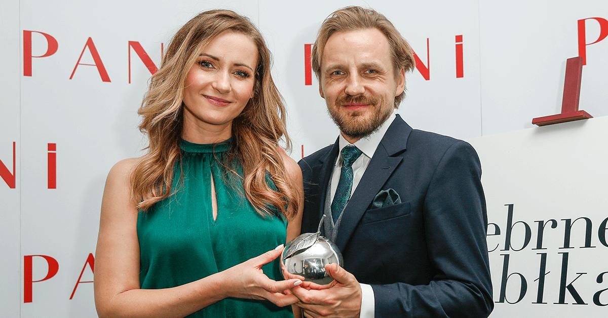 Zuza Grabowska i Paweł Domagała wygrali plebiscyt Srebrne Jabłka PANI 2018! [ZDJĘCIA]
