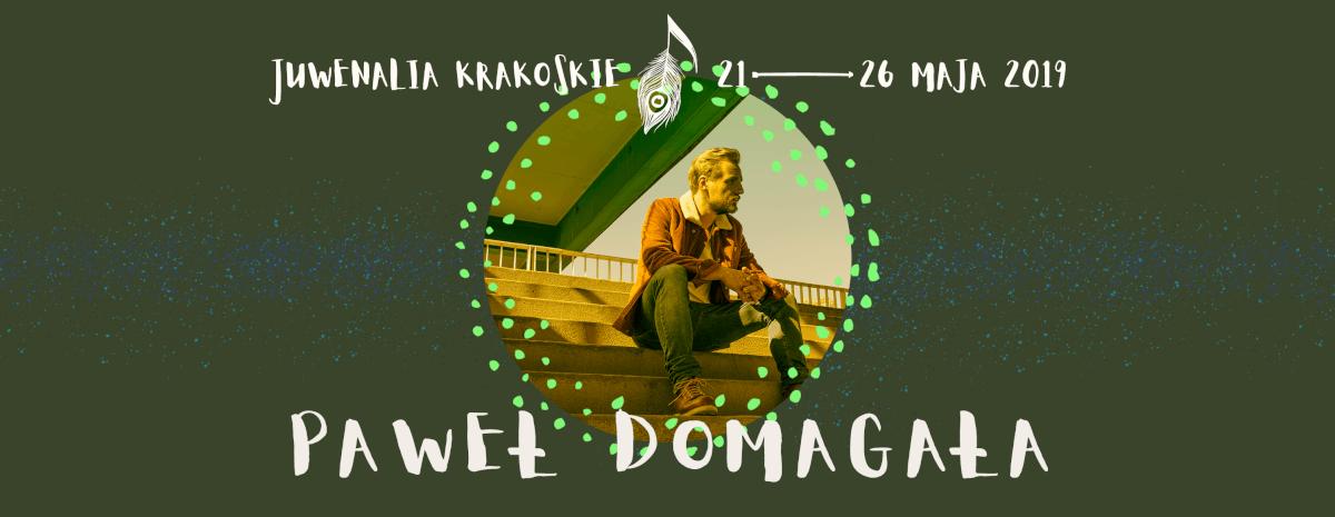 Paweł Domagała na Krakoskich Juwenaliach!