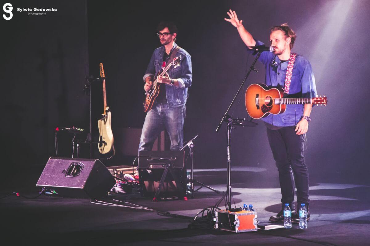 Paweł Domagała i koncert w Kielcach [zdjęcia]