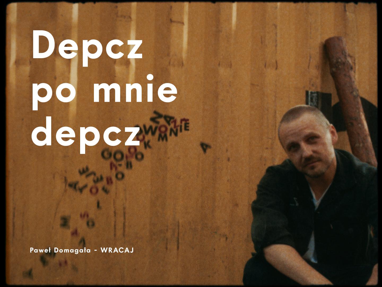 Paweł Domagała – Wracaj (Official Lyric Video)